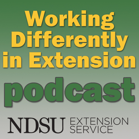Working Differently in Extension - Christy Mannering | Working Differently in Extension | Scoop.it