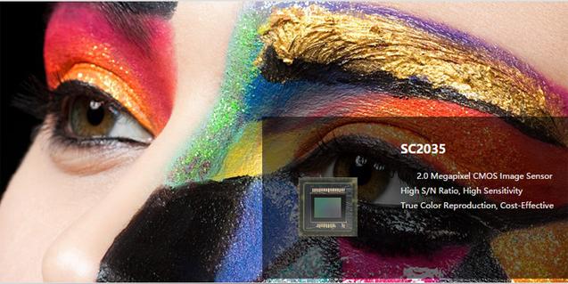 Smartsens Cmos Image Sensor Sc2035 Sc1035 Pro
