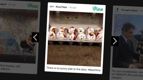 6 Winning Vines From Tribeca Film Festival | Social Media Stuff | Scoop.it