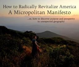 Rural Urbanism: dense living on a smallscale | micropolitan | Scoop.it