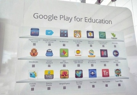 With Google Play for Education, Google Promises a Hassle-Free Tablet for K-12, challenging the iPad - The Digital Shift | iPadsAndEducation | Scoop.it
