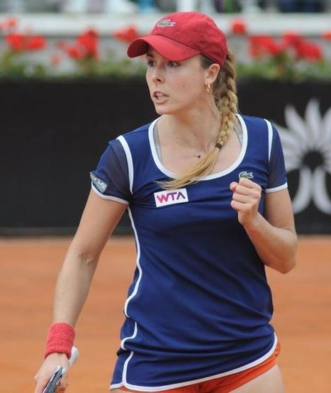 Tweet from @_Tatinka_ | Tennis , actualites et buzz avec fasto-sport.com | Scoop.it