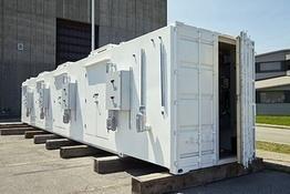 Essais du premier prototype de stockage d'énergie de grande capacité   Communiqués de presse   Salle des nouvelles   Hydro-Québec   NTIC: nouvelles technologies   Scoop.it