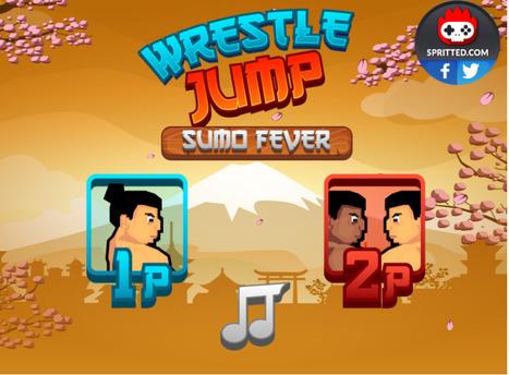 Wrestle Jump Sumo Fever Hacked Unblocked Gam