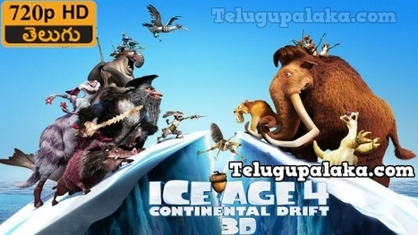 Continental ice movie age drift