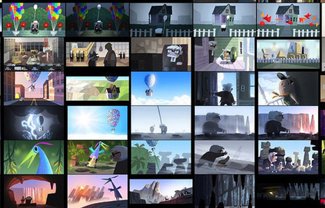 The Art of Pixar: Behind the Scenes of 25 Years of Beloved Animation | Using Film and Animation in Primary Schools | Scoop.it