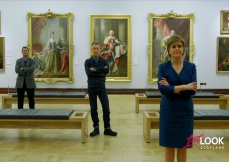 Sturgeon recreates Ferris Bueller scene in US tourism drive | My Scotland | Scoop.it