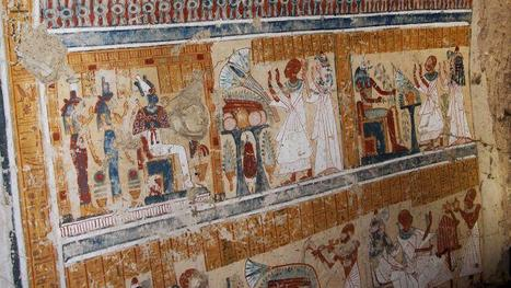 Discovered: The Tomb of an Ancient Egyptian Beer Brewer | The History of Art | Scoop.it