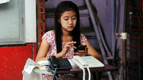 Burma - Myanmar's booming telecoms sector | The Blog's Revue by OlivierSC | Scoop.it