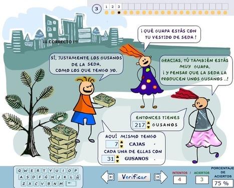 didactmaticprimaria: Manipulables_Virtuales_Matematicas_ II   Recursos para primaria   Scoop.it