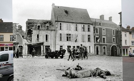 Photographs that capture how France was devastated 70 years ago | British Genealogy | Scoop.it