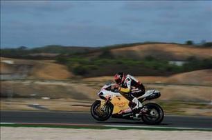 Effenbert Liberty out of WSBK season finale |  Crash.Net | Ductalk Ducati News | Scoop.it