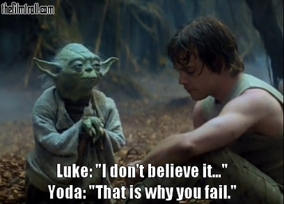 Famous Star Wars quote - The Filmtroll | Best Q...