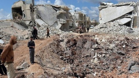 Syrian activist group: Record number of dead found | Coveting Freedom | Scoop.it