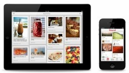 Pinterest Pushes Ahead with New Mobile Apps - PRNewser - mediabistro.com | digital scrapbooking | Scoop.it