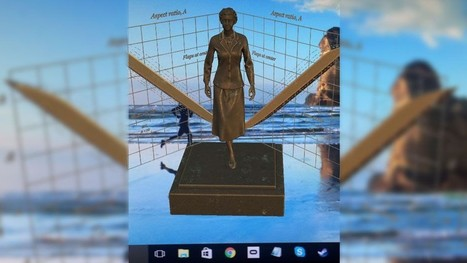 Augmented reality app from IBM and NY Times tries to make history fun   Recursos Online   Scoop.it