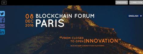 1er Forum Blockchain appliqué à l'open innovation   Veille et Intelligence Economique   Scoop.it
