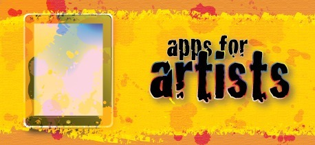 Best iPad Apps For Artists: iPad/iPhone Apps AppList | Hitchhiker | Scoop.it