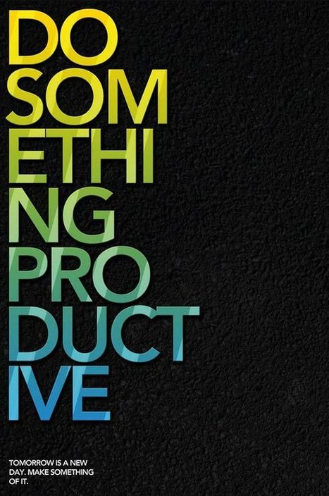 40 Beautiful and Inspiring Typographic Quotes | Writing Tools | Scoop.it