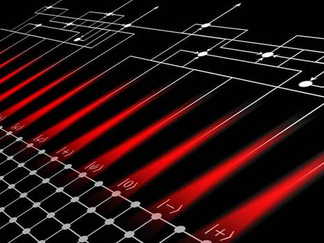 Diamonds are a quantum computer's best friend   Research   Scoop.it