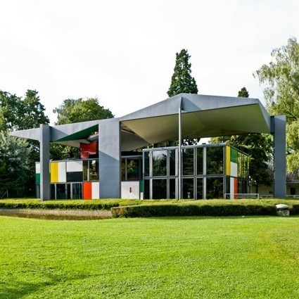 AD Classics: Centre Le Corbusier (Heidi Weber Museum) / Le Corbusier | Arte y Fotografía | Scoop.it