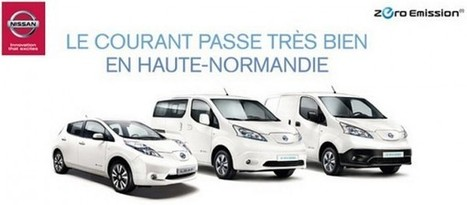 La Haute Normandie aime les VE et le fait savoir - Blog Automobile (Blog) | Ouï dire | Scoop.it