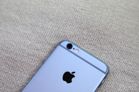 How to avoid an annoying new glitch affecting the iPhone 6 Plus | BGR | How to Use an iPhone Well | Scoop.it