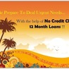 No Credit Check 12 Month Loans