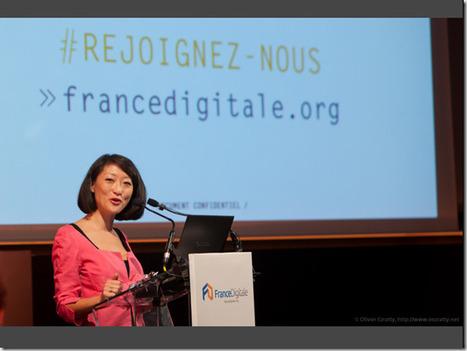Baromêtre des start-ups présenté à France Digitale | Philippe Rodriguez | Social Business strategies | Scoop.it