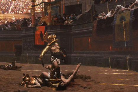 10 Things You May Not Know About Roman Gladiators — HISTORY Lists | Cultura Clásica | Scoop.it