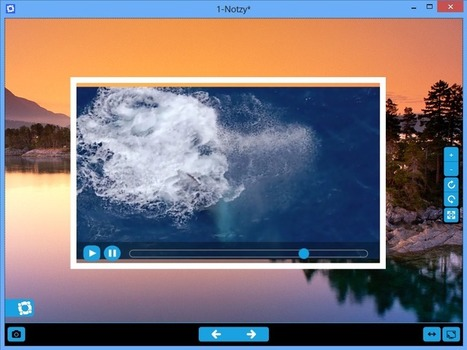 Notzy - the ultimate of your presentations | Media Education | Scoop.it