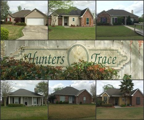 Hunters Trace Subdivision Prairieville Louisiana Home Sales Trends 2016 – Ascension Parish Real Estate Home Appraisers | Ascension Parish Real Estate News | Scoop.it