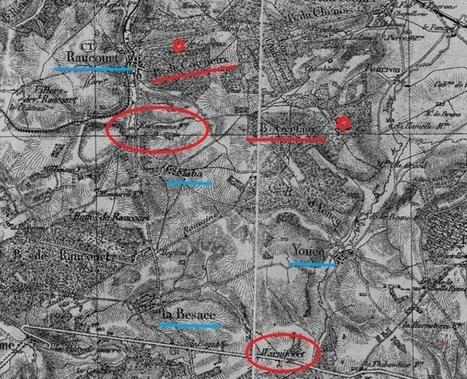 Les « Mémoires de guerre » du Lieutenant Charles Rungs (7e épisode) | Rhit Genealogie | Scoop.it