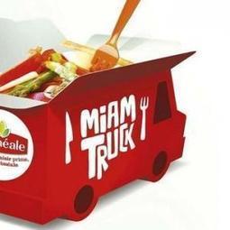 Miam truck Priméale, des légumes sur roulettes | meltyFood | Nouveaux comportements & accompagnement aux changements | Scoop.it