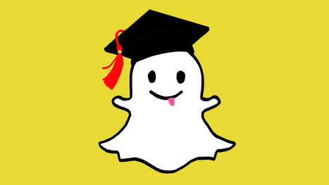 Exploring How Educators are Using #Snapchat for Teaching and Learning via @KellyWalsh | M-learning and Blended Learning in 9-12 Education | Scoop.it