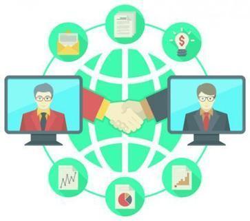 L'entreprise à l'épreuve de l'économie collaborative | Le Cercle Les Echos | NeoVea | Scoop.it