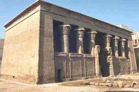 Temple of Esna,Temple of God Khenoum in Egypt | Egypt Tour Package That Fits All Budgets | Scoop.it