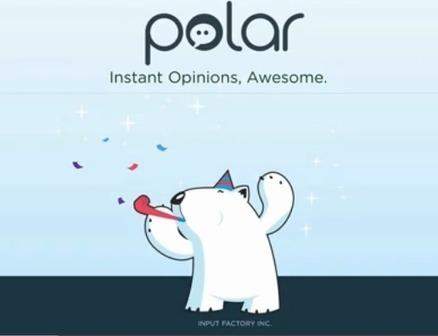 Polar, un outil de sondage en images simple et épuré   Pédagogie et web 2.0   Scoop.it