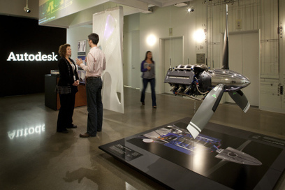 AUTODESK, INC. : Autodesk Named One of the Top 25 Best Workplaces - 4-traders | 3D Curious & VFX | Scoop.it