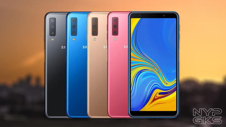 8361c71b201 Samsung Galaxy A7 2018 pre-order, freebies in t...