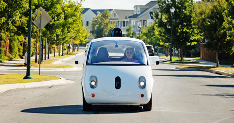Meet the BLIND MAN Who Convinced Google Its Self-Driving Car Is Finally Ready | Machines Pensantes | Scoop.it