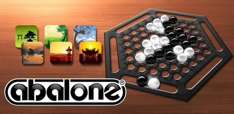Abalone | Abstract Board Games | Scoop.it