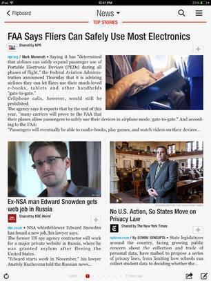 Flipboard (for iPad) - PCNews | GeekThis | Scoop.it