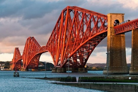 Forth Bridge becomes Scotland's sixth World Heritage site | Archaeology News | Scoop.it