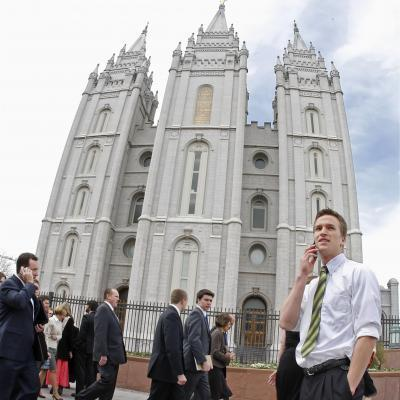 Why's Romney So Good at Fundraising? Mormonism   LDS   Scoop.it