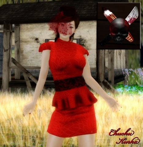 !Kurka's - SL - French Quiss Boudoir - Full Moon Hunt | Freebies and cheapies in second life. | Scoop.it
