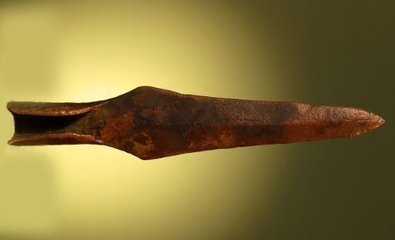 Ancient Copper Spear Point in Special Exhibit at A. E. Seaman Mineral Museum | Archaeology News | Scoop.it