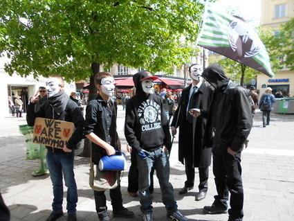 La légion est là (les médias diffusent surtout leurs photos : pourquoi?)   #marchedesbanlieues -> #occupynnocents   Scoop.it