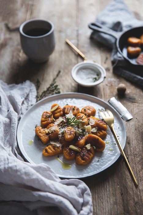 Gnocchi au potimarron | Passion for Cooking | Scoop.it