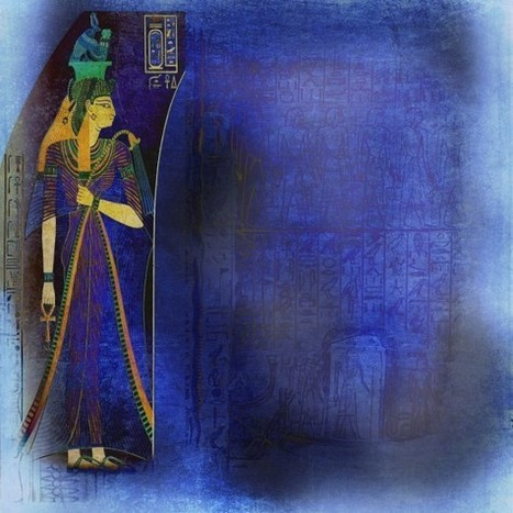 Ancient Egyptian Blue Pigment Leads to Nanotech Breakthrough | Ancient Egypt and Nubia | Scoop.it